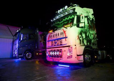 Volvo Trucks - otwarcie centrum serwisowego Volvo Truck Center w Suwałkach 2013