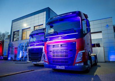 Volvo Trucks - otwarcie centrum serwisowego w Ostrołęce, 2013
